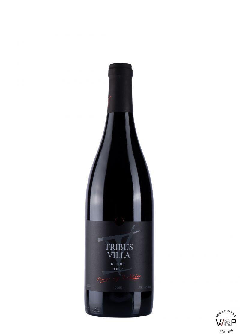 Toplički Tribus Villa Pinot Noir