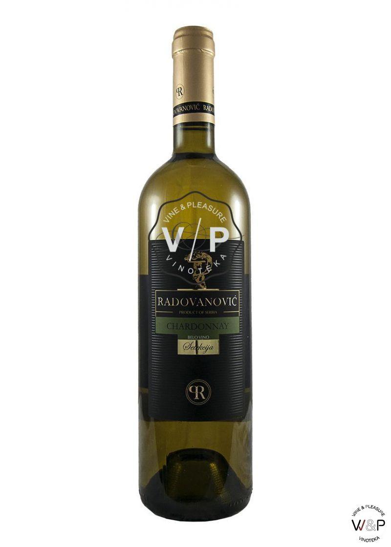 Radovanović Chardonnay Selekcija
