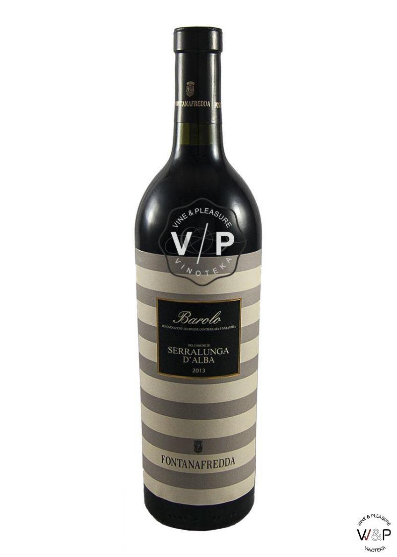 Fontanafredda Barolo Serralunga D'Alba