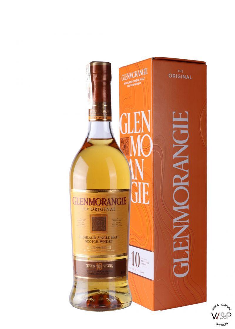 Whisky Glenmorangie Original Malt Scotch 0.7L