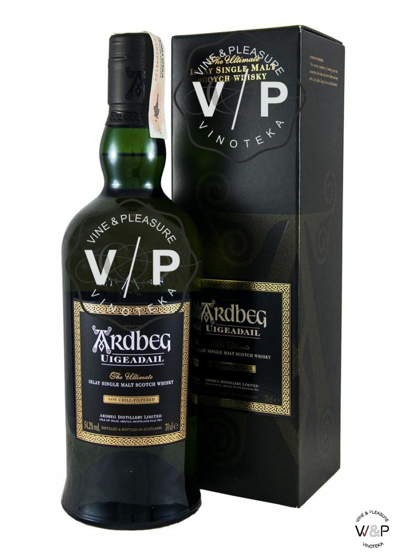 Whisky Ardbeg Uigeadail 0.7L