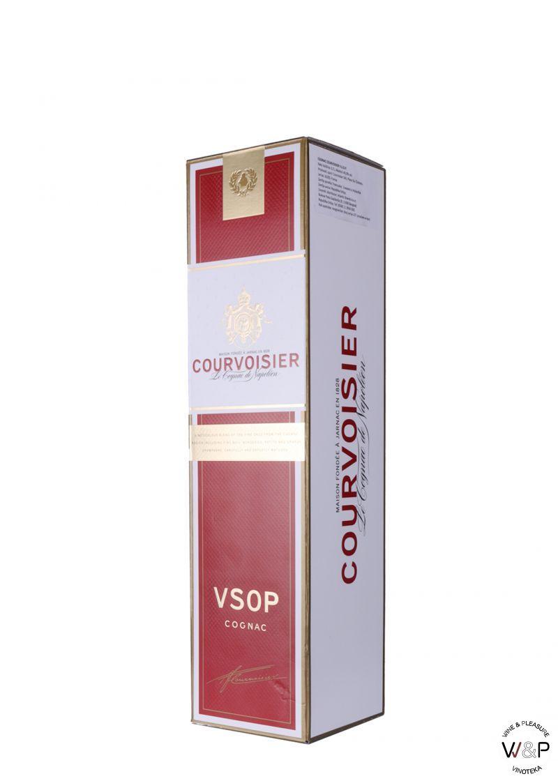 Cognac Courvoisier V.S.O.P. 0.7L