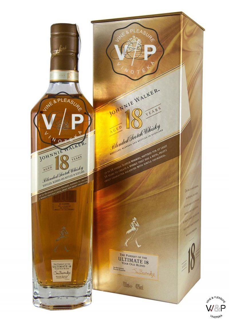 Whisky Johnnie Walker Platinum Label 0.7L
