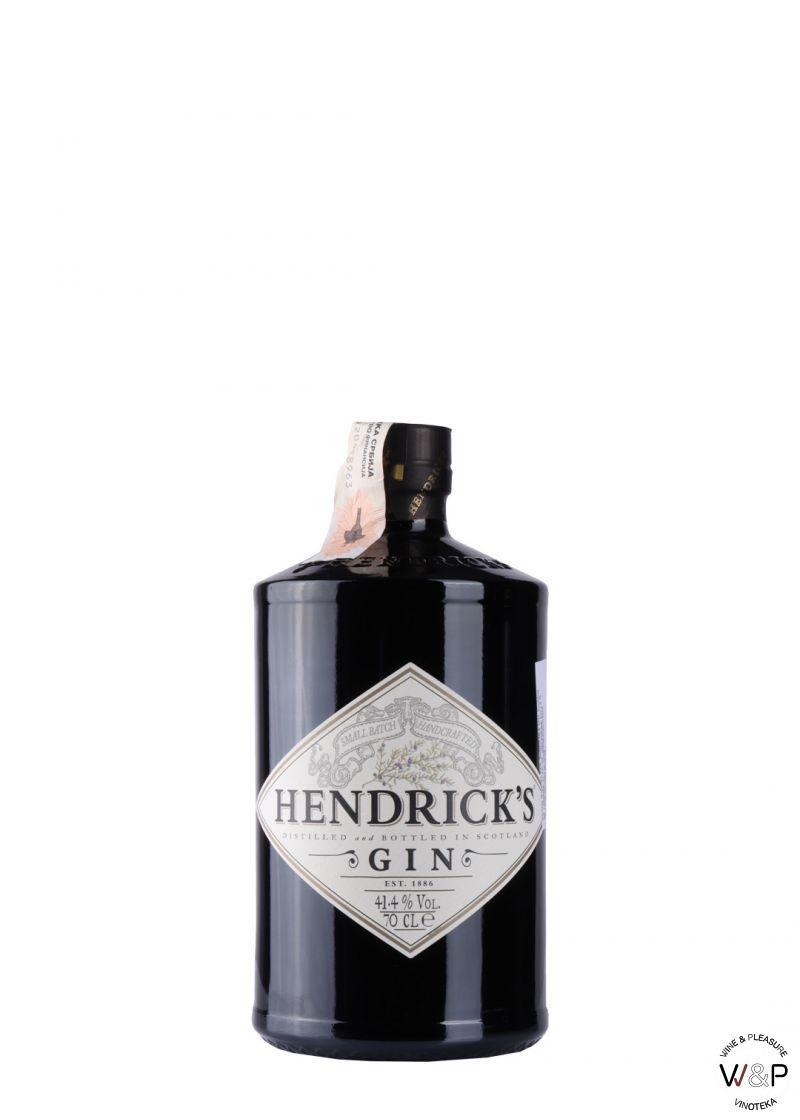 Gin Hendrick's 0.7L