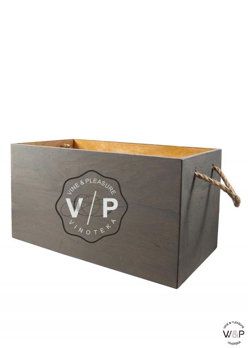 Drvena Kutija WP Siva