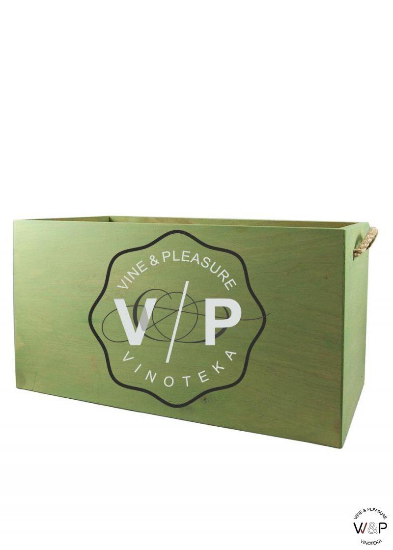 Drvena Kutija WP Zelena