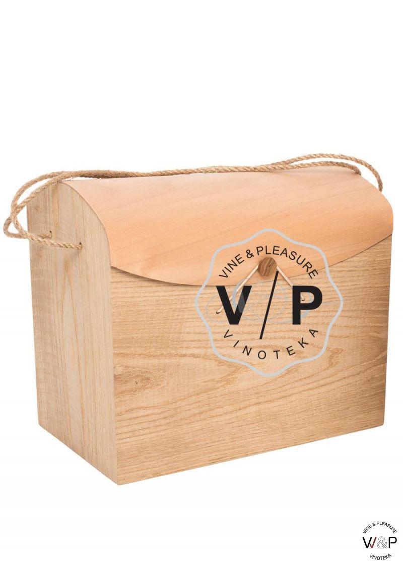 Gift Box Drvo- Manji