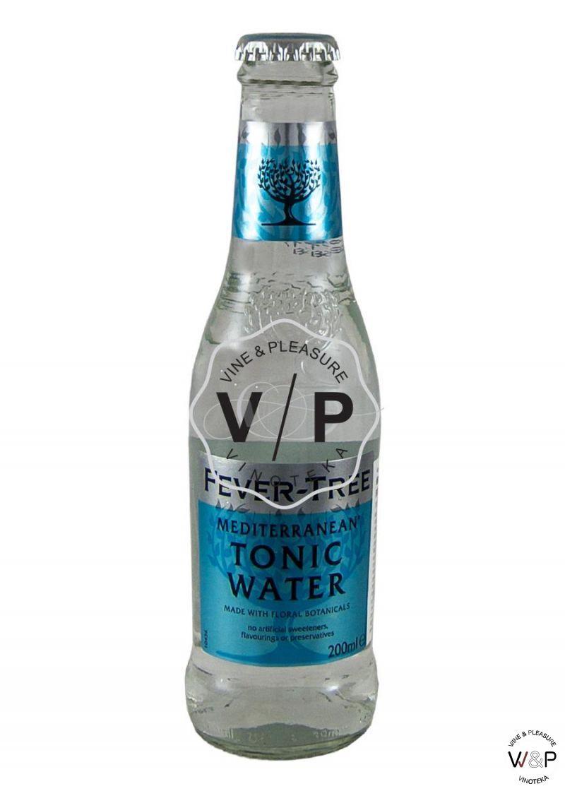 Tonic Water Mediterraen 0.2L