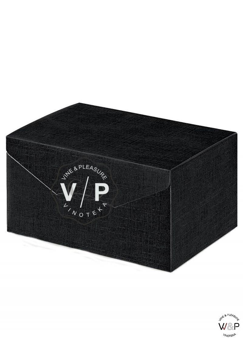 Kutija Dekorativna Crna Srednja