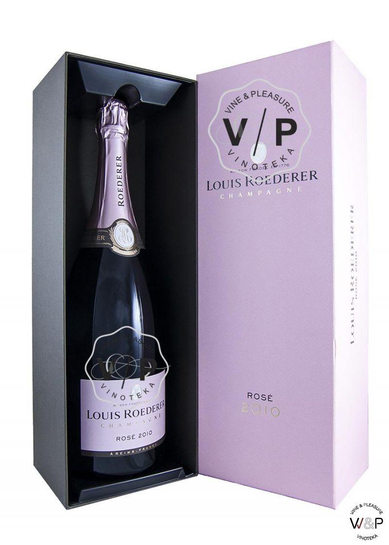Louis Roederer Champagne Brut Rose 1.5L