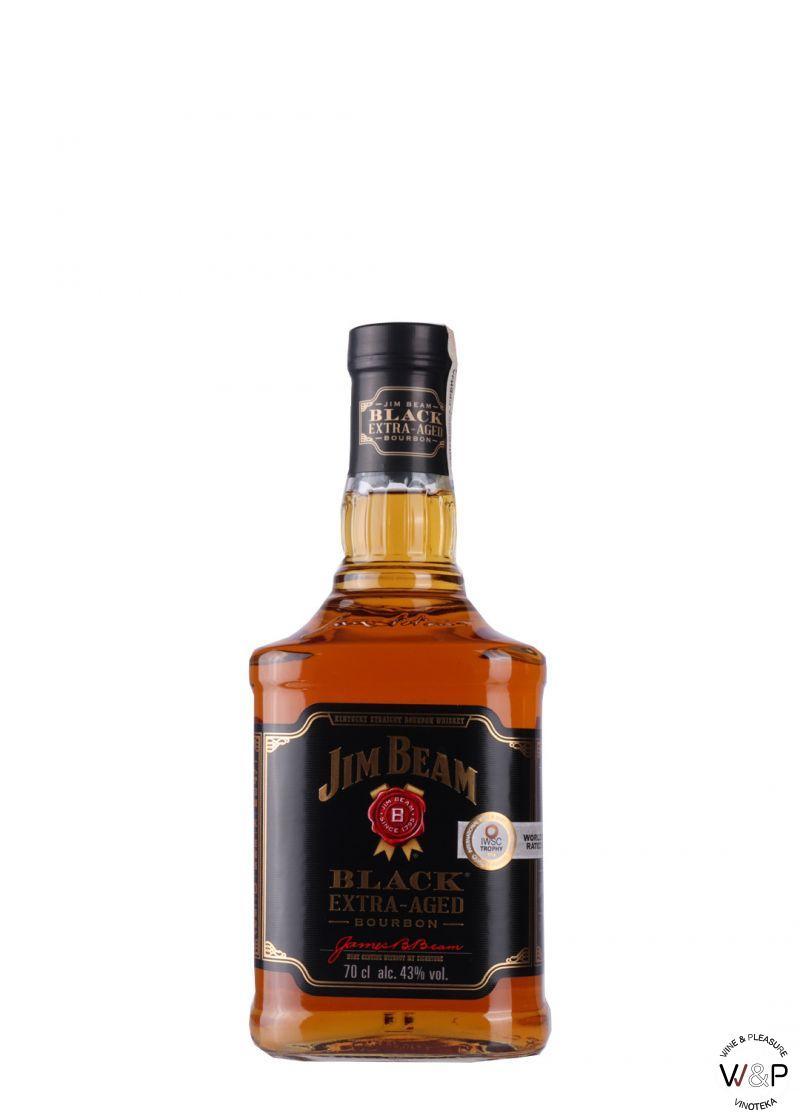 Bourbon Jim Beam Black 0.7L