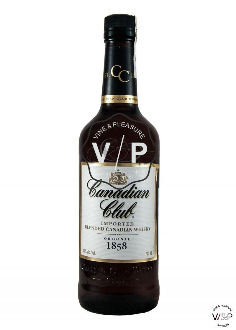 Whisky Canadian Club 0.7L