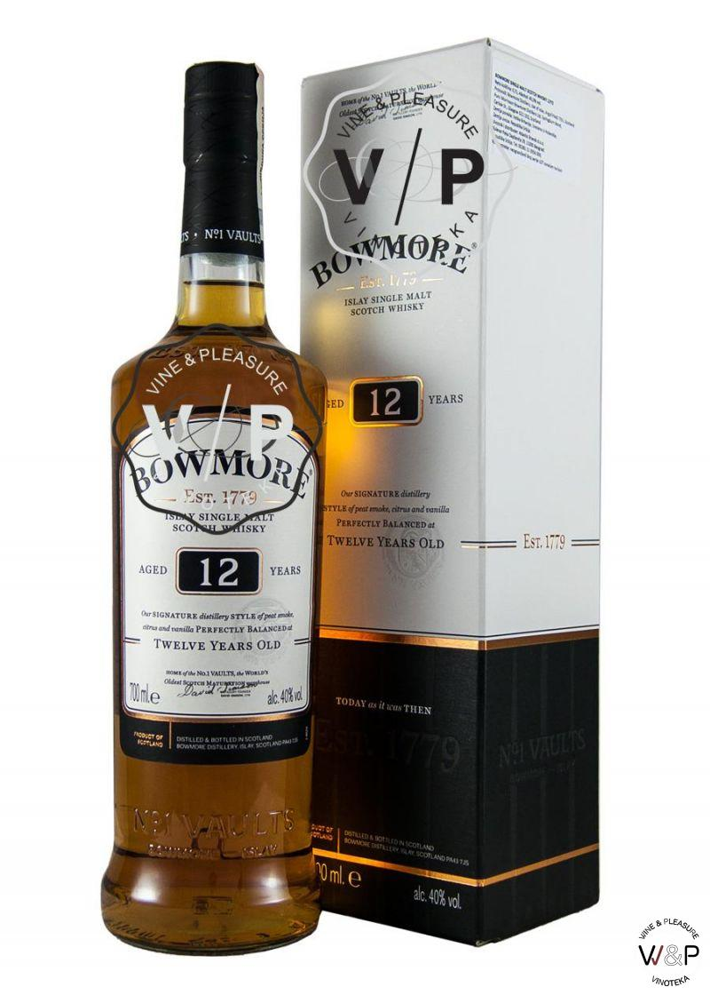 Whisky Bowmore 12 YO 0.7L