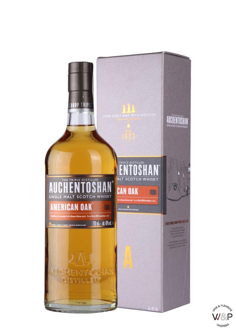 Whisky Auchentoshan American Oak 0.7L