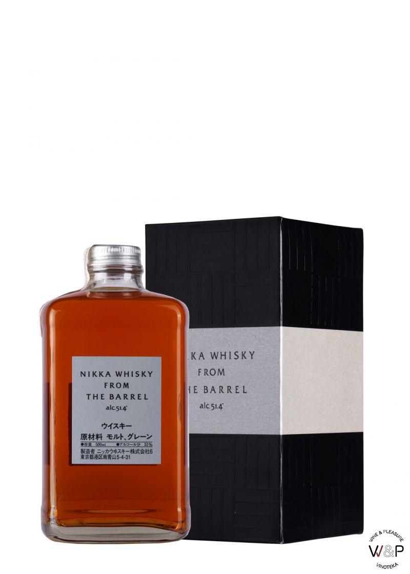 Whisky Nikka Blended 0.5L