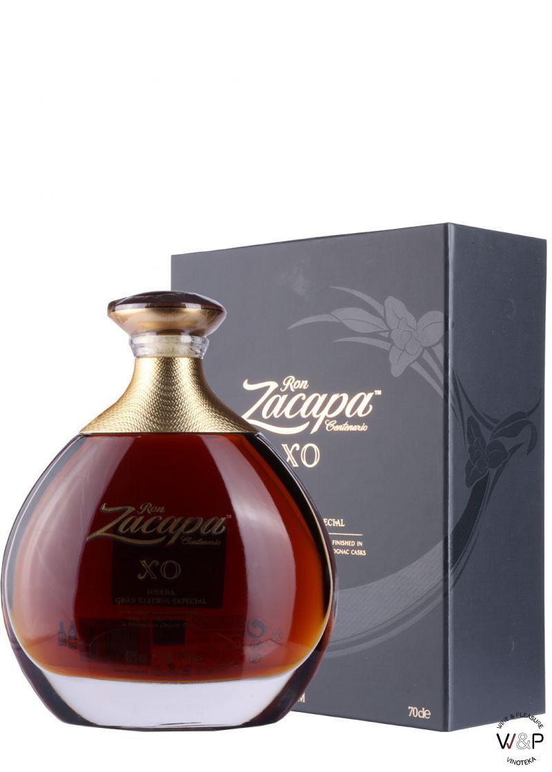 Rum Zacapa Centenario XO 0.7L