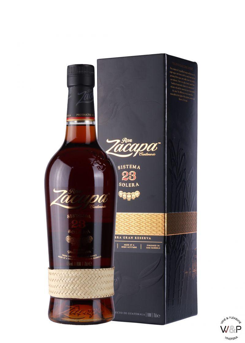 Rum Zacapa Centenario 23 YO 0.7L