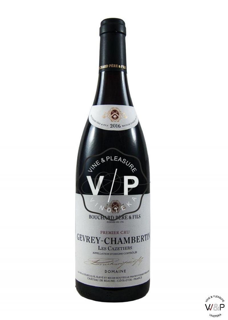 Bouchard P.F. Gevrey-Chambertin Les Cazetiers
