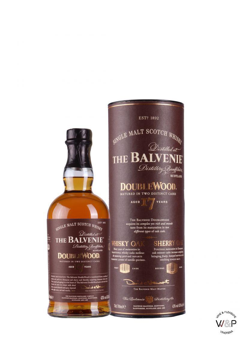 Whisky Balvenie 17 YO 0.7L