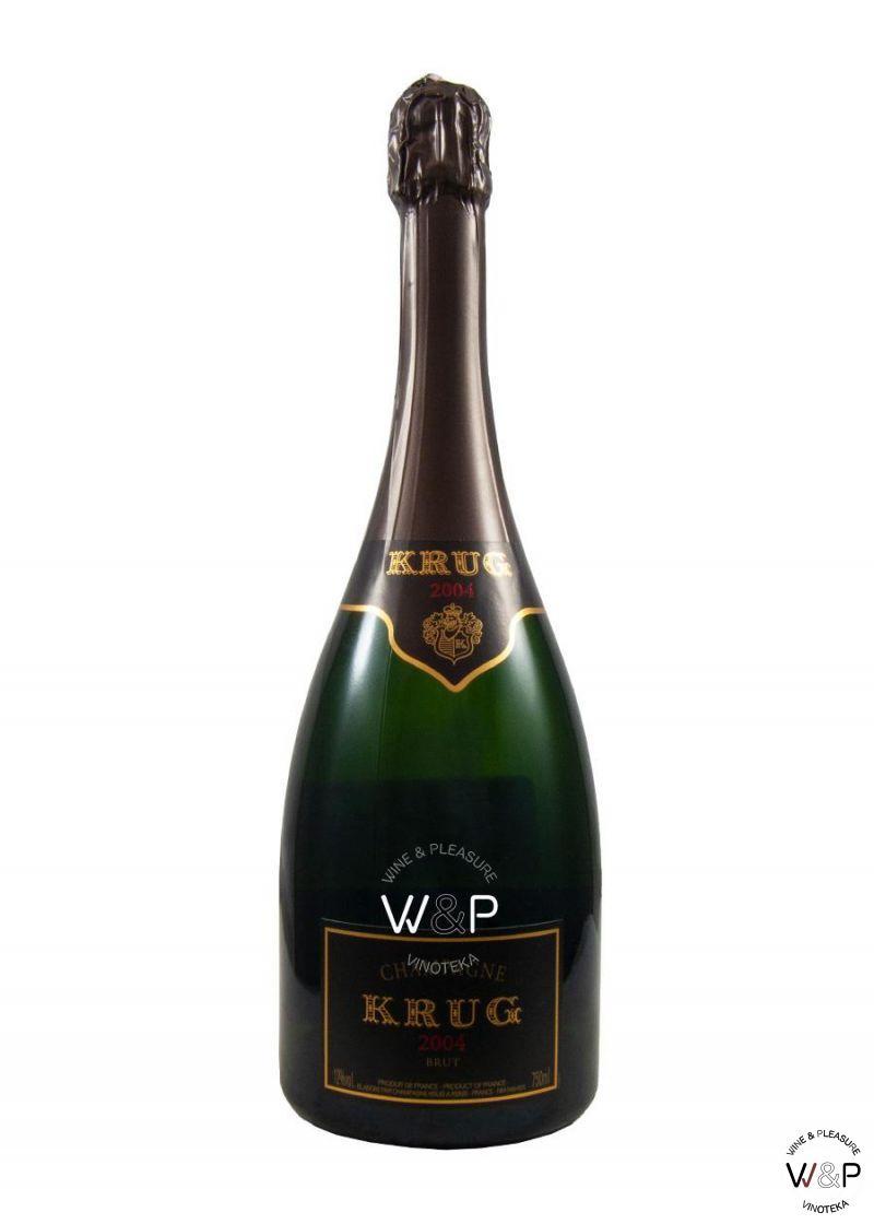 Champagne Krug Vintage