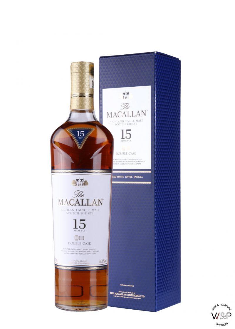 Whisky Macallan 15 YO 0.7L