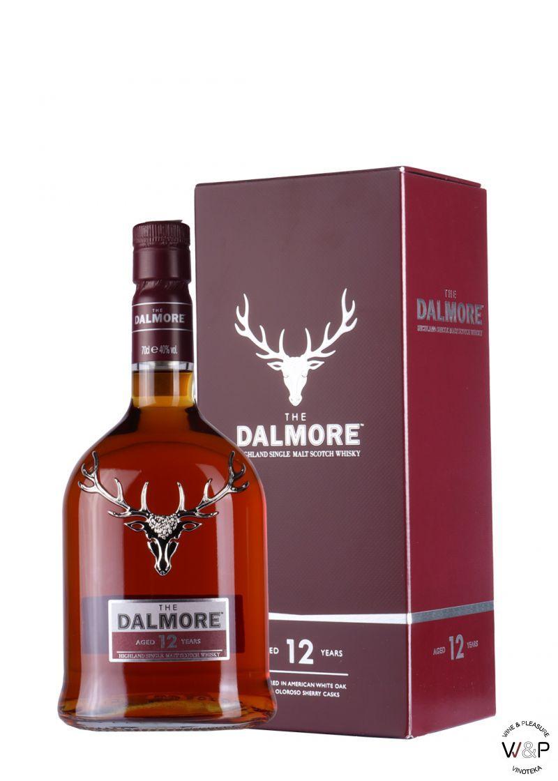 Whisky Dalmore 12 YO 0.7L