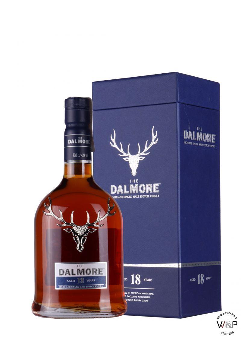 Whisky Dalmore 18 YO 0.7L