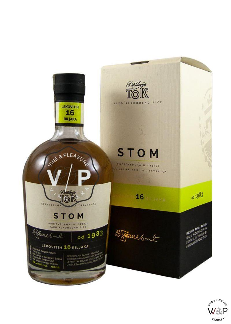 Tok Stom Travarica Gift Box 0.7L
