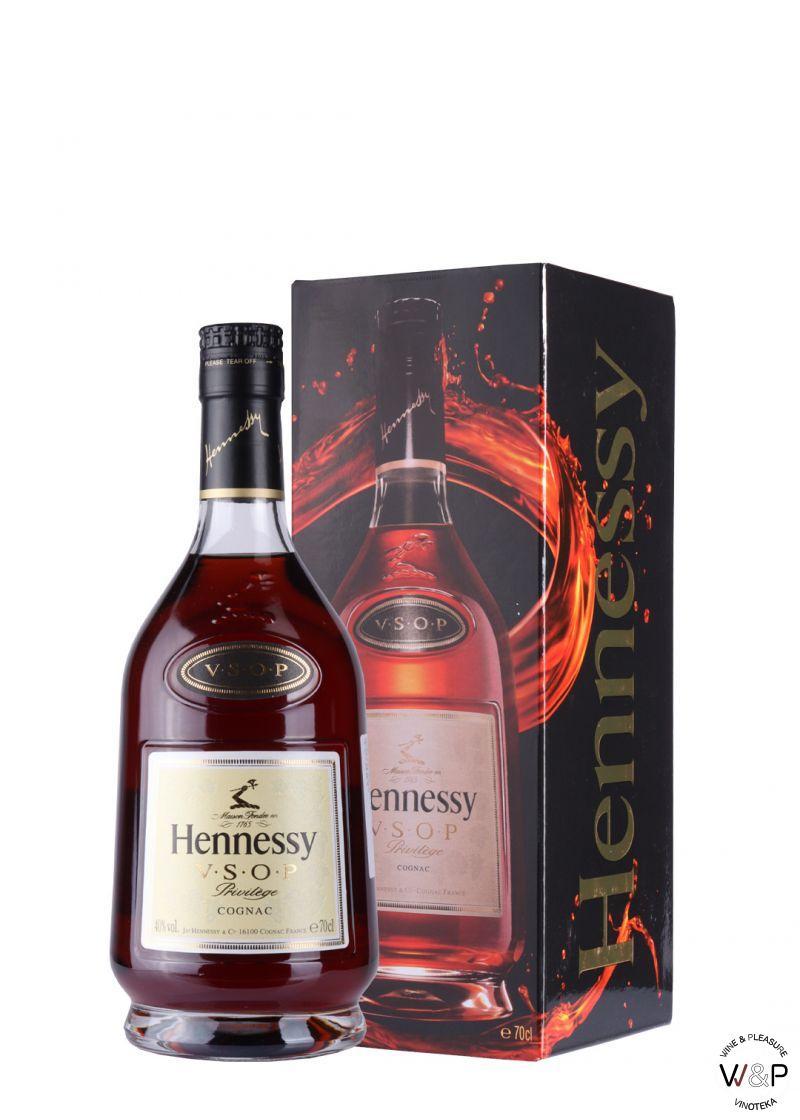 Cognac Hennessy V.S.O.P 0.7L