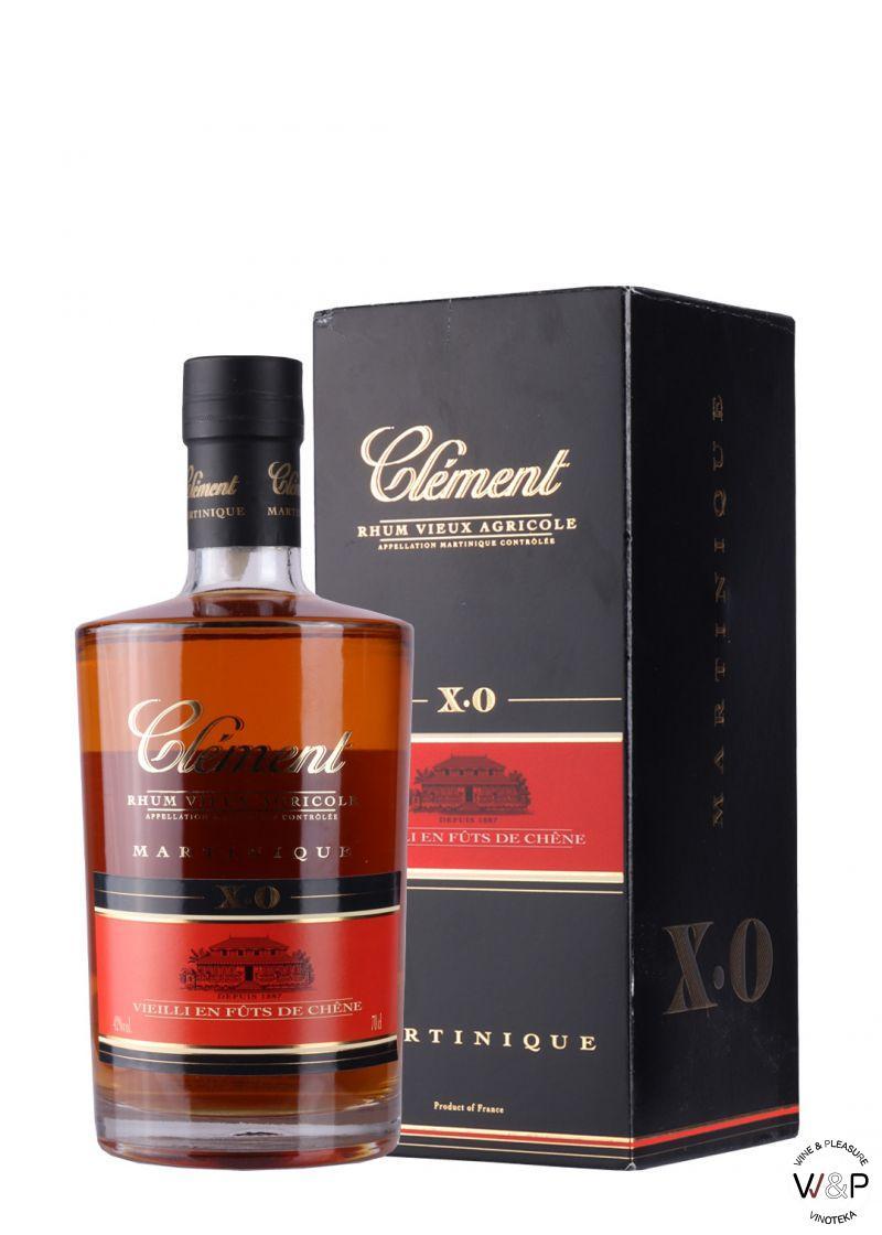 Rum Vieux Clement X.O. 0.7L