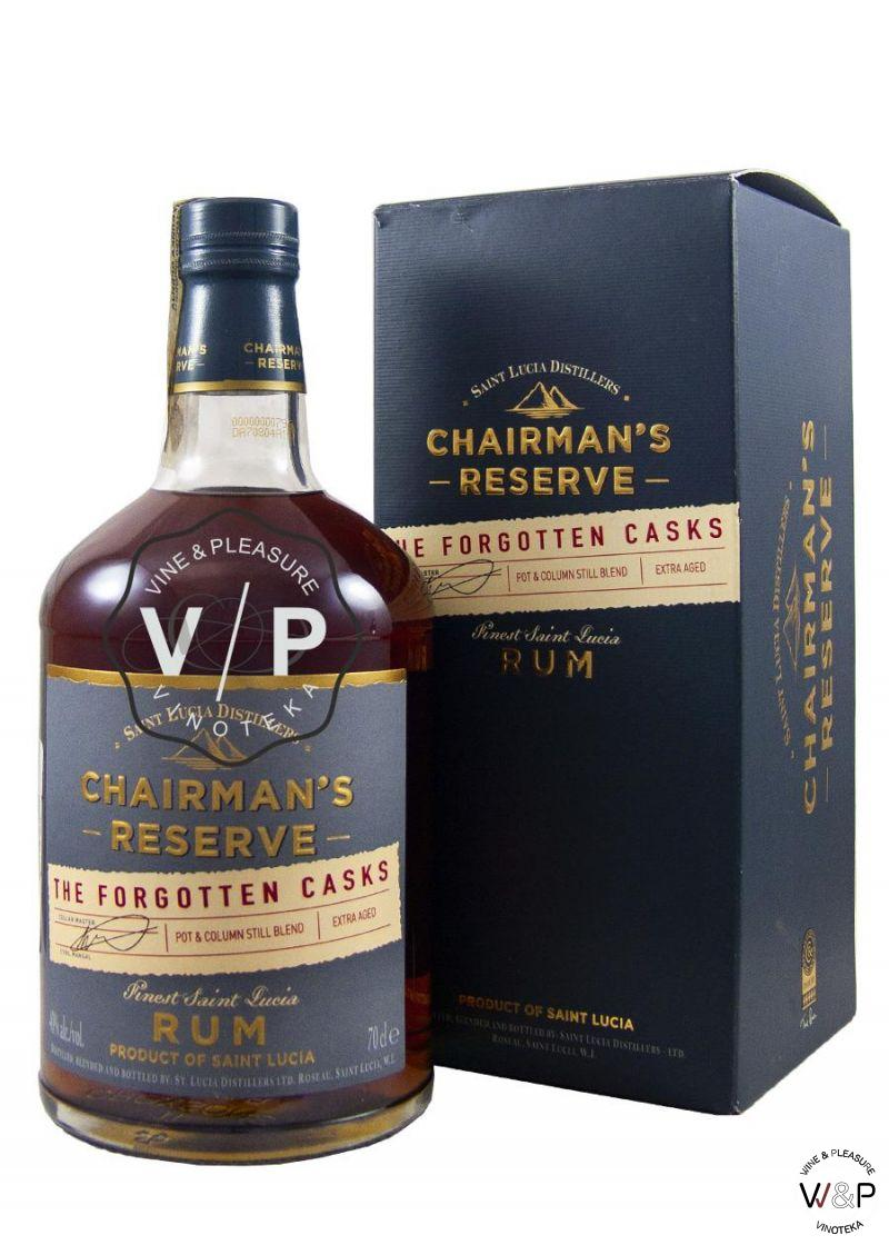Rum Chairman's Reserve The Forgotten Casks 0.7L