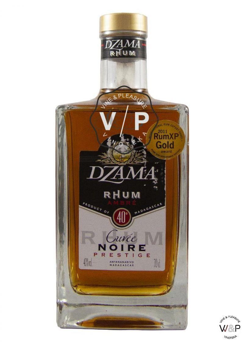 Rum Dzama Cuvee Noire 0.7L