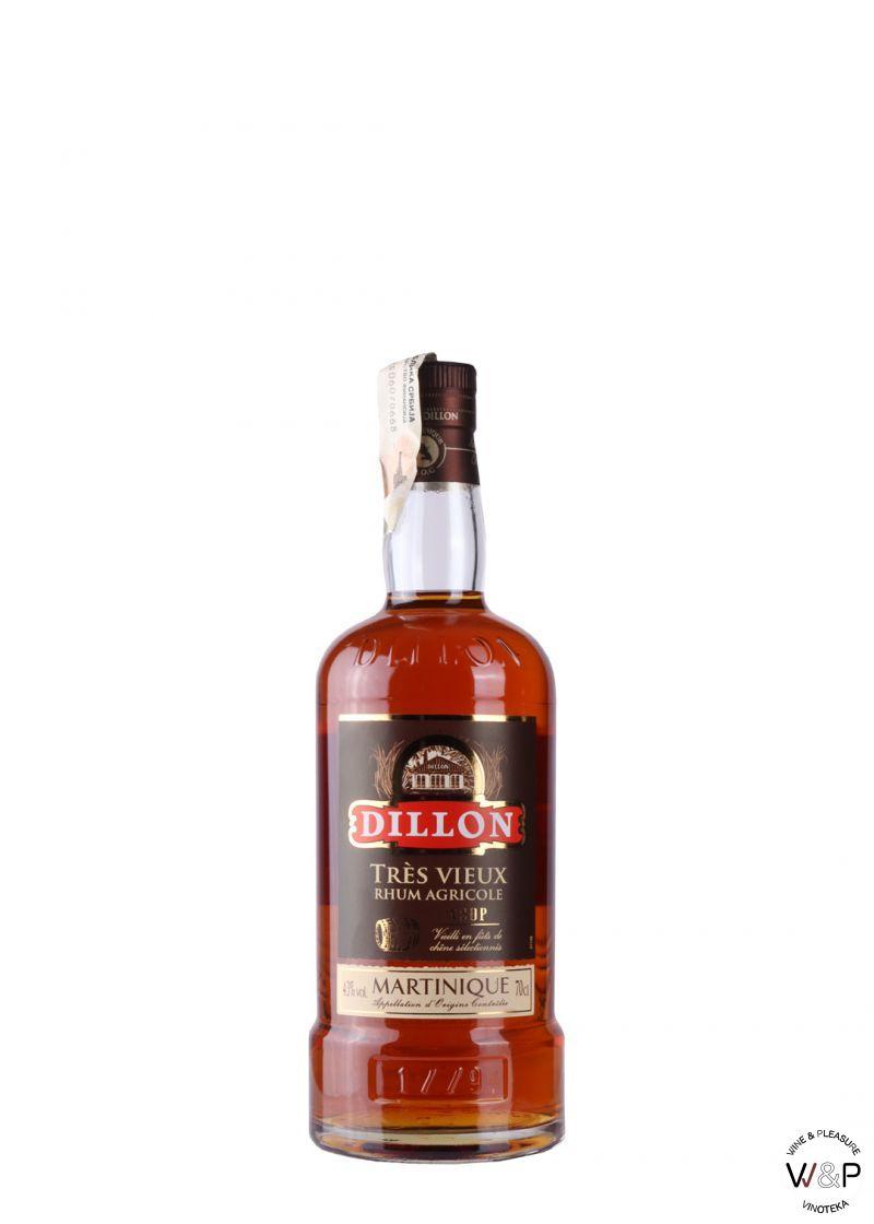 Rum Dillon TVR V.S.O.P 0.7L