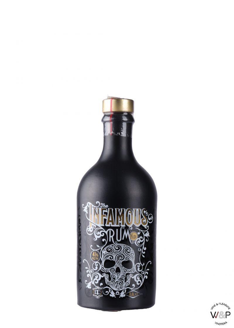 Rum Infamous No1 0.5L