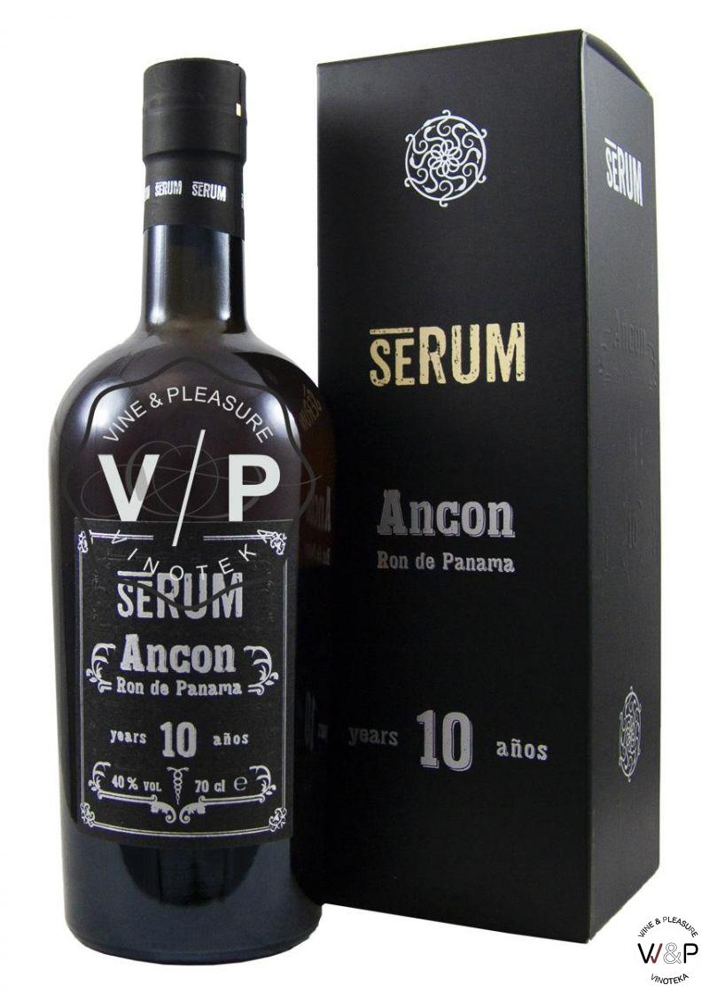 Rum Serum Ancon 0.7L
