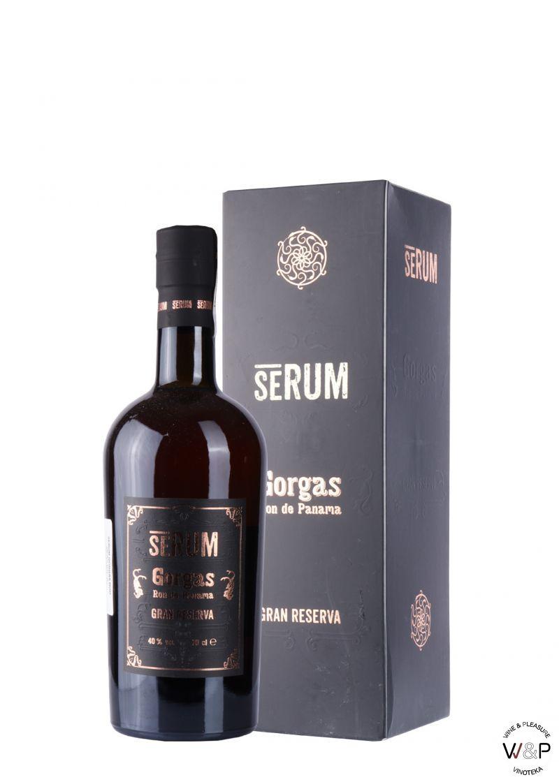 Rum Serum Gorgas 0.7L