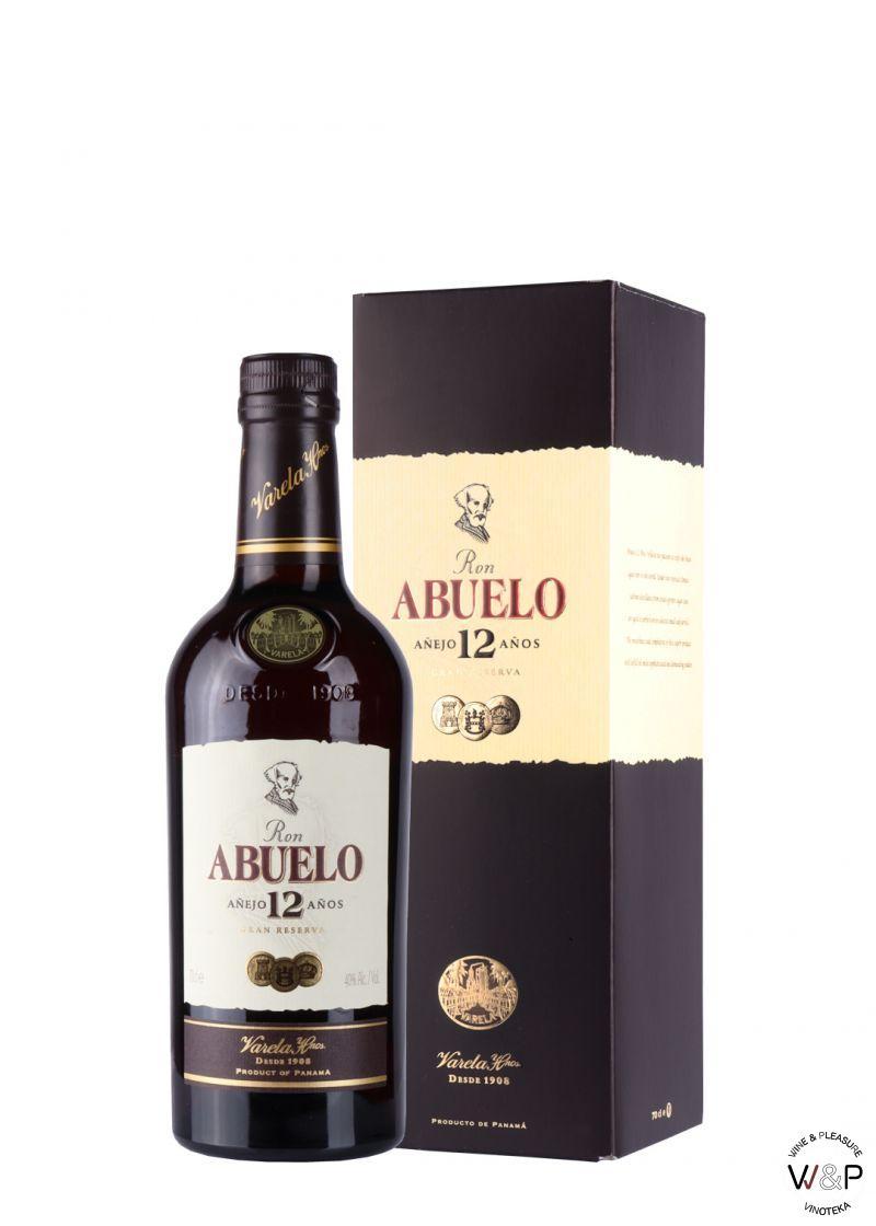 Rum Abuelo 12 Y.O 0.7L