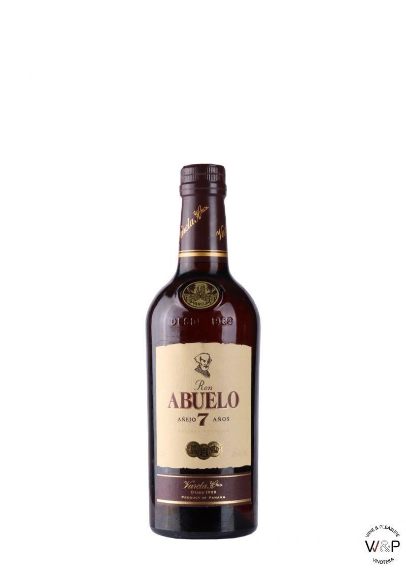 Rum Abuelo 7 Y.O. 0.7L