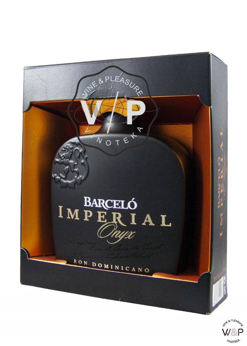 Rum Barcelo Imperial Onyx 0.7L