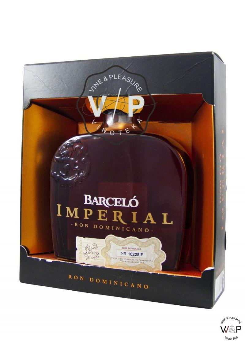 Rum Barcelo Imperial 0.7L