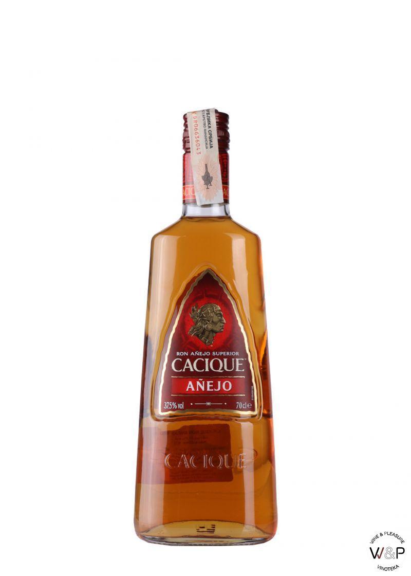 Rum Cacique Anejo 0.7L