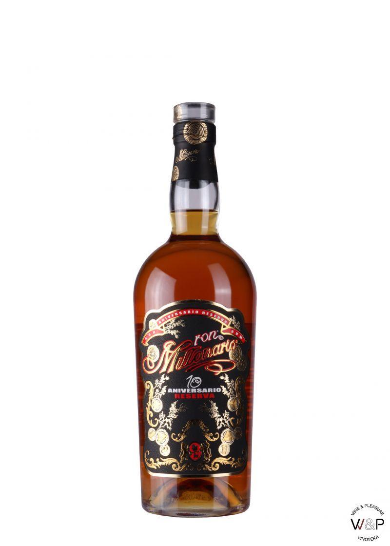 Rum Ron Millonario 10 Yrs Anniversario 0.7L