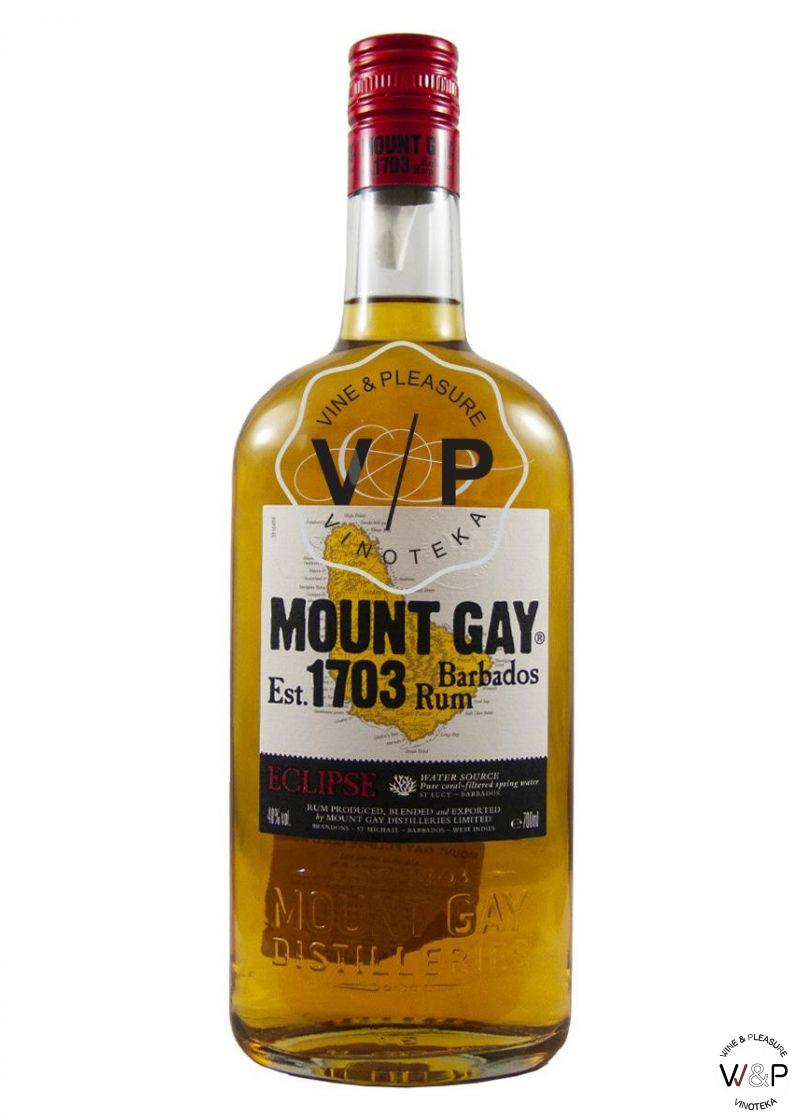 Rum Mount Gay Eclipse 0.7L