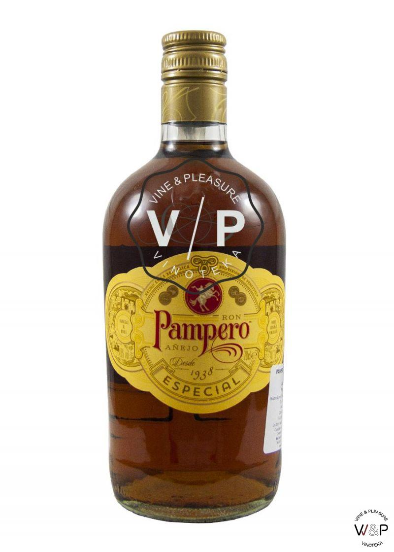 Rum Pampero Anejo Especial 0.7L