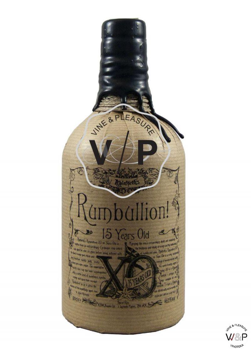 Rum Rumbullion X.O. 15 YO 0.5L