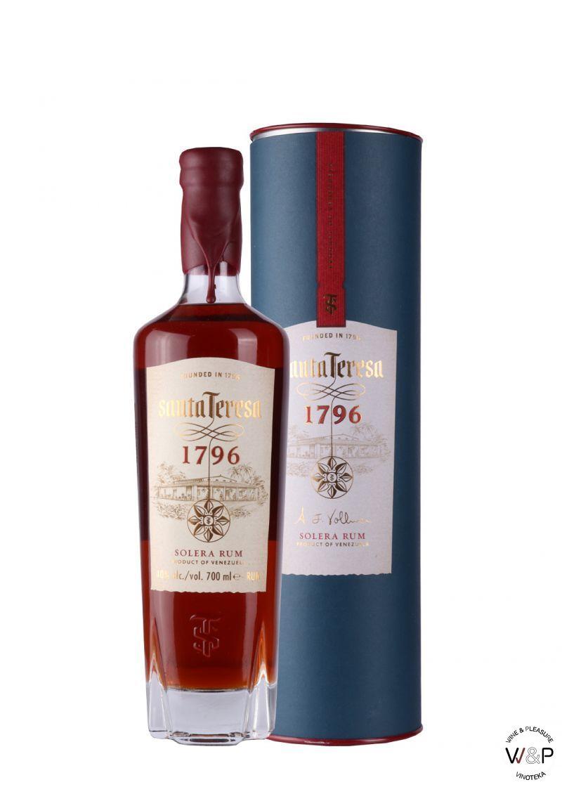 Rum Santa Teresa 1796 0.7L