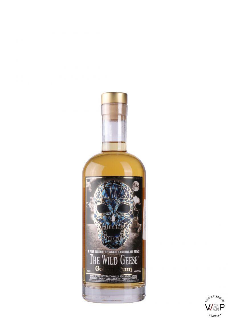 Rum The Wild Geese Golden 0.7L