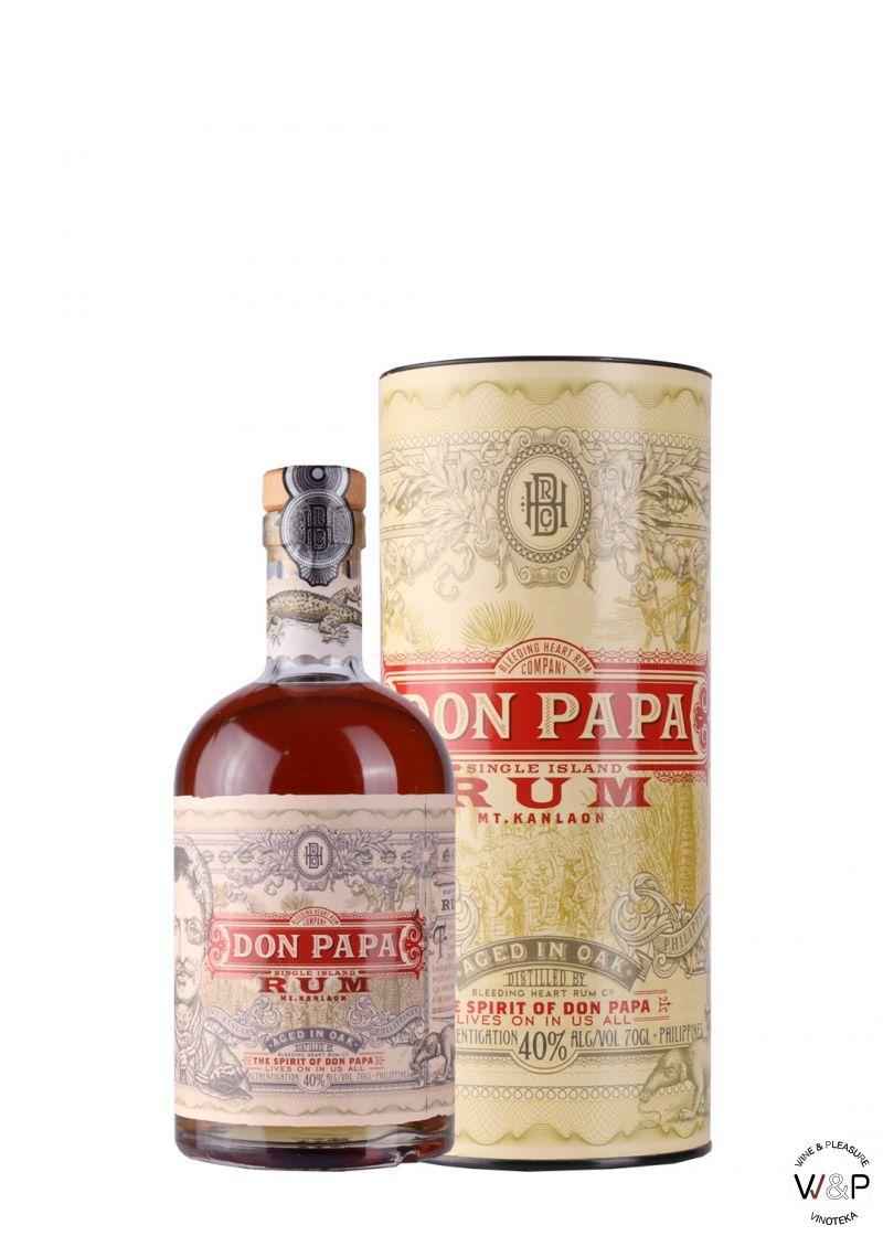 Rum Don Papa 0.7L