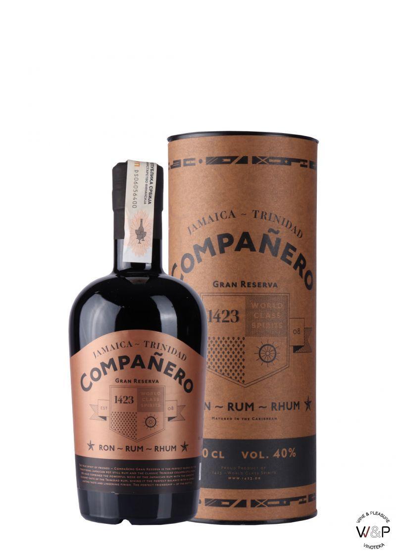 Rum Companero Gran Reserva 0.7L