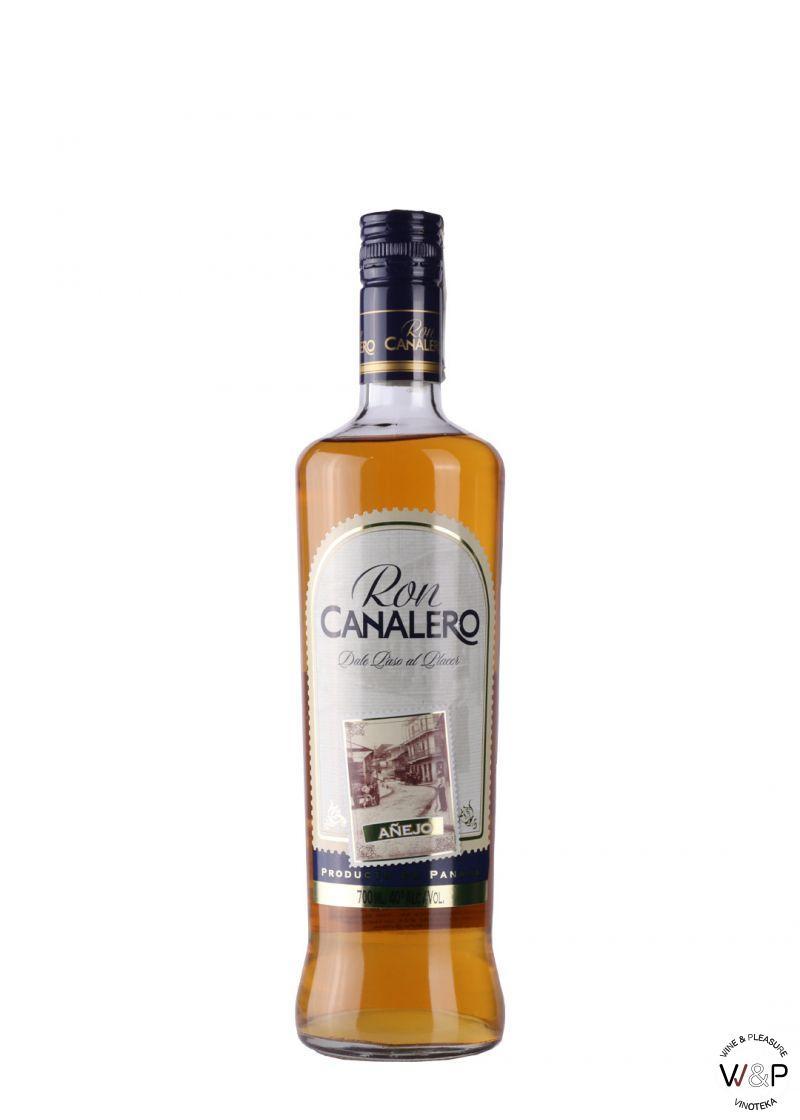 Rum Ron Canalero 0.7L